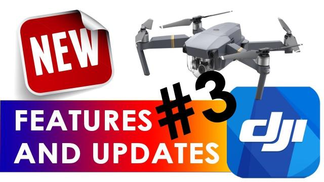 DJI Mavic Pro - NEW Features and Updates #3 - Quickshot - Dynamic Home Point and More
