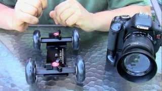 Pico Dolly Review And Demos: DSLR And GoPro