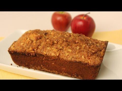 Homemade Apple Bread Recipe - Laura Vitale - Laura In The Kitchen Episode 487