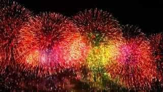 Best Fireworks New Years 2015 USA - JAPAN - DUBAI - RIO - SYDNEY - UltraHD 4K Gopro Welcome 2015
