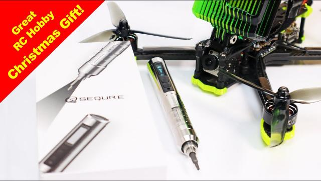The Smart Screwdriver SQ-ES126.  Great Christmas Gift for the RC Hobby enthusiast! - Review