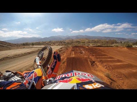 GoPro: Supercross Training With Justin Hill