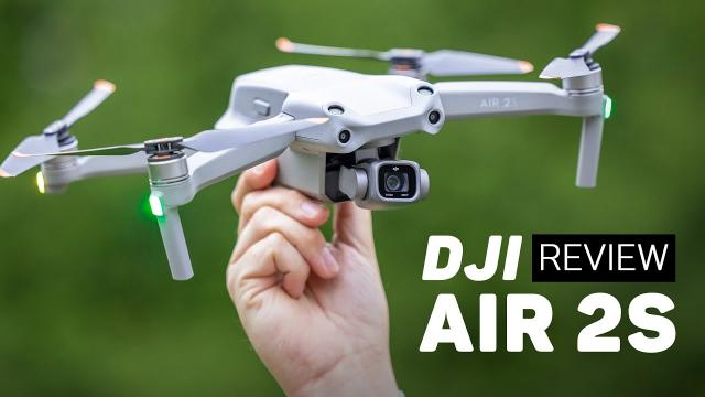 DJI Air 2S - Upgrades in All of the Right Places