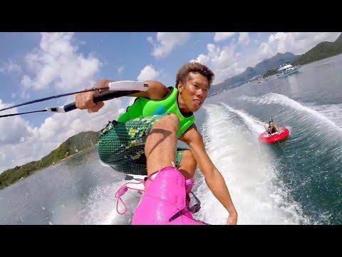 GoPro: Hong Kong Wakeboard