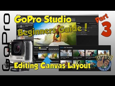 Gopro Studio And Gopro Edit Templates Overview