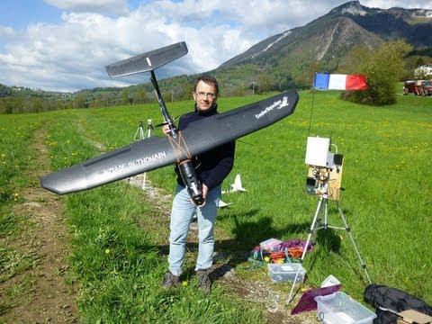 FPV SKYWALKER CONDOR FPV - UAV GOPRO HERO3 SILVER VOL IMMERSION RC