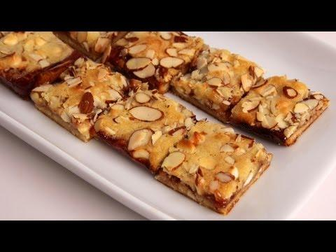 White Chocolate Raspberry Bars Recipe - Laura Vitale - Laura In The Kitchen Episode 331