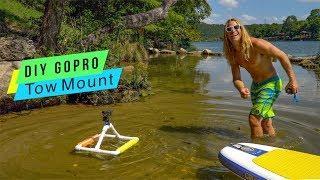 GoPro: DIY Paddleboard Tow Mount - GoPro Tip #641