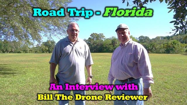 An Interview With Bill The Drone Reviewer
