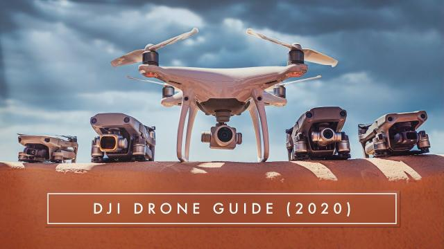 BUYING A DJI DRONE IN 2020? START HERE...