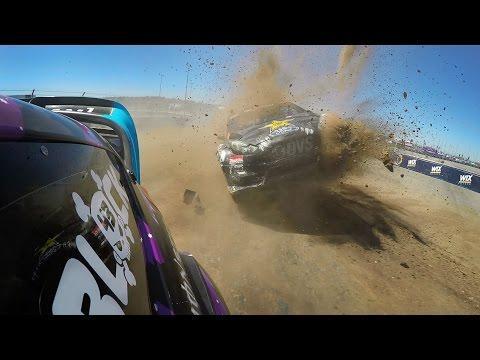 GoPro: Red Bull Global RallyCross 2015 Highlights