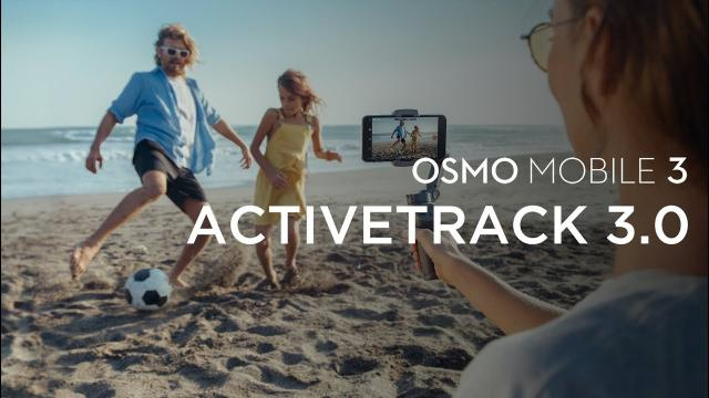 Osmo Mobile 3 | ActiveTrack 3.0