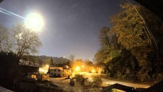 GoPro 4 Timelapse Night [HD]