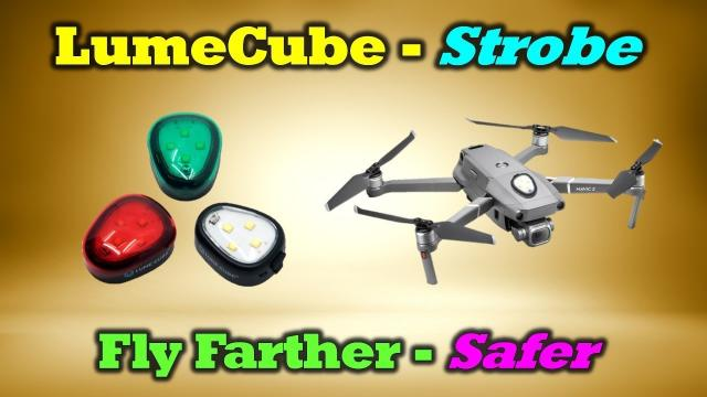 Lumecube Strobe Review - Safely Increase Your Flight Distance