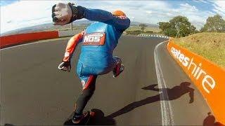 GoPro: Louis Pilloni&Sector 9 - Downhill Skateboarding