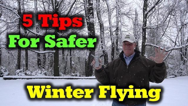5 Tips For Better Winter Flying