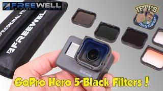 GoPro Hero 5 Black ND & Graduated Filters by Freewell!