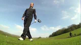 GoPro Hero 3 Slow Motion At 120fps Of A Golf Swing