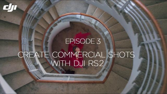 DJI Film School - How To Create Film-Crew Shots Using DJI RS 2