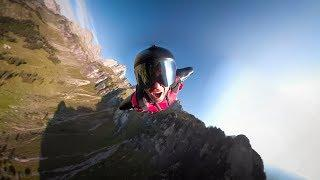"GoPro Awards: Singing Wingsuit ""Universe"""