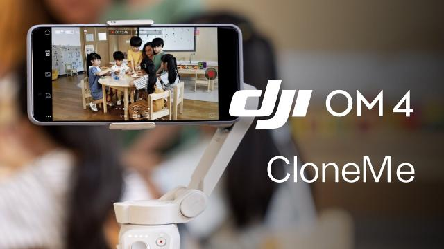 DJI OM 4 | How to Use CloneMe Pano