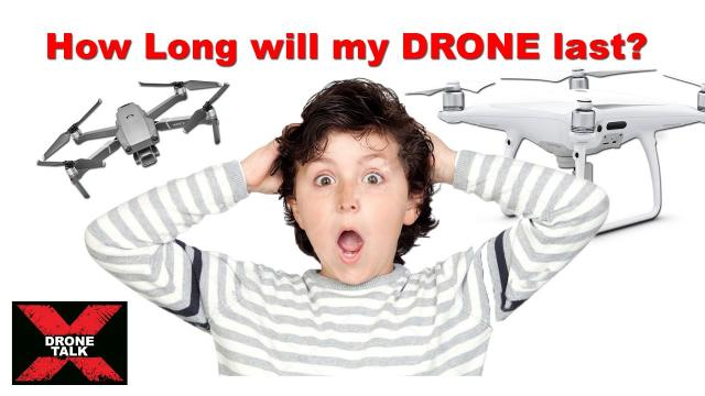 Drone Talk Ep #6 - How Long will my Drone Last For?  Also, China delays & FPV Goggles.