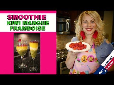 Recette de cheesecake et coulis de mangue - Virgine fait sa cuisine ...