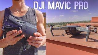 DJI Mavic Pro - Best Drone I've Ever Used
