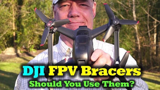 DJI FPV Arm Bracer Kit - Do You Really Need It?