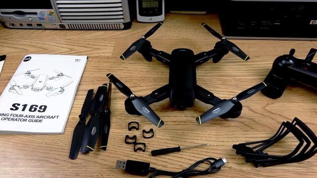 LBLA FPV Drone with 720P HD Camera