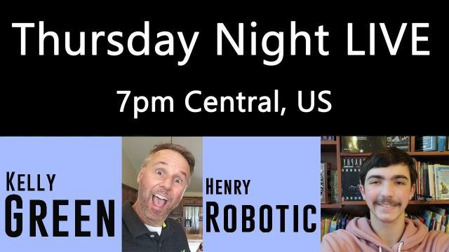 Ken Heron - TNL (Show #180) Henry Robotic