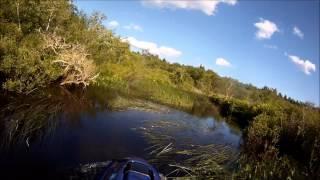 GoPro Jet Ski Trail Riding On A Yamaha Super Jet