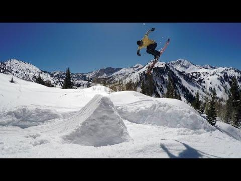 GoPro: Dale Talkington's Backcountry Ski Playground - Line Of The Winter