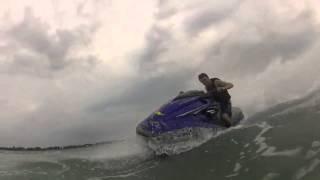 GoPro Jet Ski Playing
