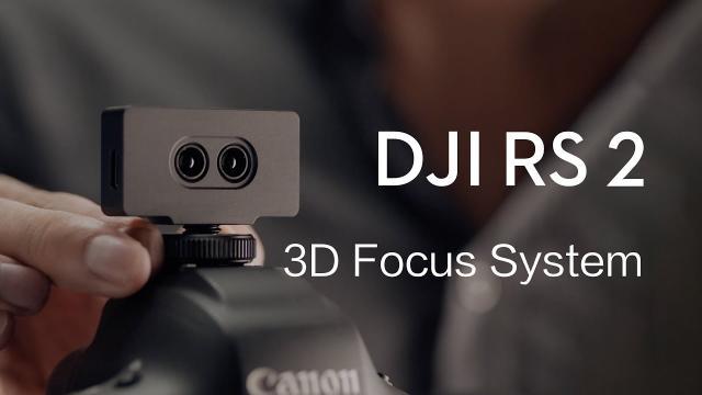 DJI RS 2 | 3D Focus System