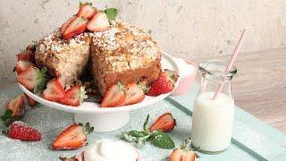Strawberry Shortcake Coffee Cake | Episode 1153