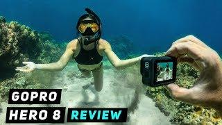 GOPRO HERO 8 BLACK REVIEW!!! AND GIVEAWAY!! | MicBergsma