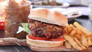 Bacon Onion Jam: The Ultimate Burger Condiment