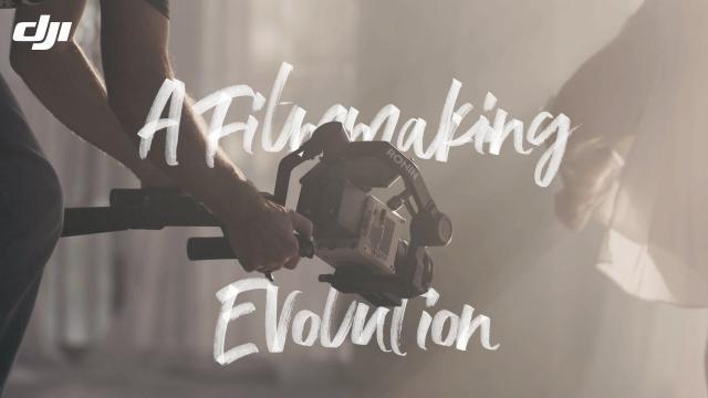 DJI - A Filmmaking Evolution - Christopher Probst, ASC