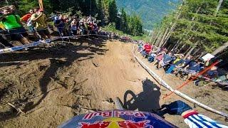 GoPro: Rachel Atherton's Mountain Bike Gold - UCI World Championships Val di Sole 2016