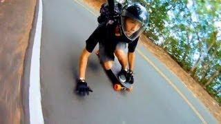 GoPro HD: Hawaiian Downhill Skate with SK808
