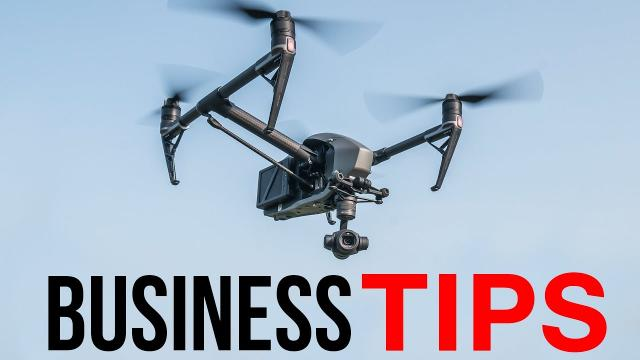5 Tips to Elevate Your Drone Business