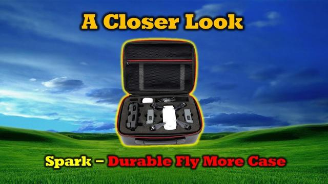 A Cool New Durable Case for Your DJI Spark