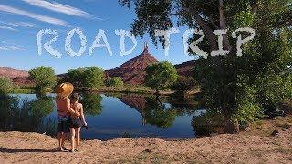 EPIC ROAD TRIP TO UTAH!
