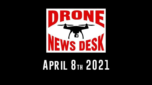 Drone News for 4 8 21 and DJI AIR 2S Update