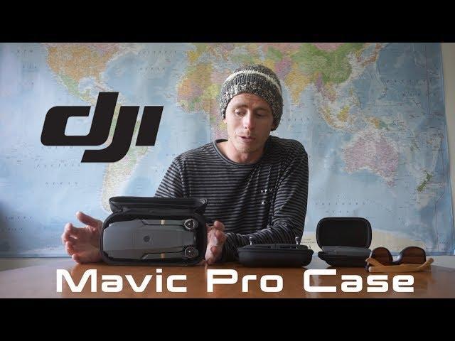 DJI Mavic Pro - Mavic/Remote/Battery case