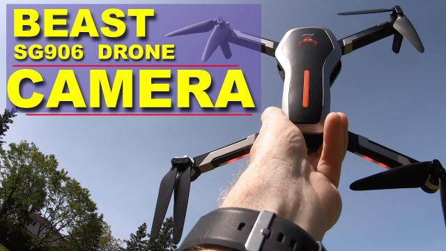 How Good is the $135 SG906 BEAST DRONE 2K Camera?  This Drone is Very Popular!