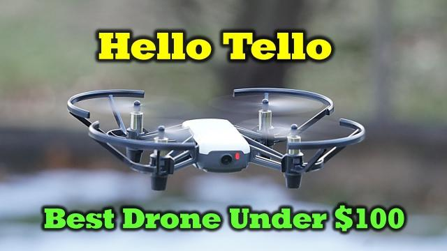 Ryze Tello Drone - RANGE and LIVE VIEW Test with WIFI Extender