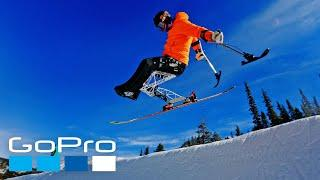 GoPro: Sit Skiing with Trevor Kennison at Copper Mountain