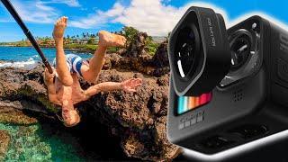 GoPro HERO9 Max Lens Mod / Horizon Leveling EXPLAINED - GoPro Tip #683 | MicBergsma